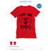THIS GIRL LOVES HER DOG TEE