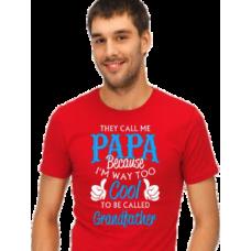 They Call Me Papa Tshirt