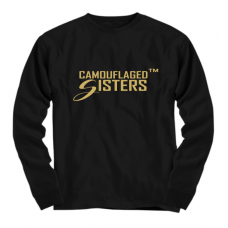 Camouflaged Sisters long sleeve